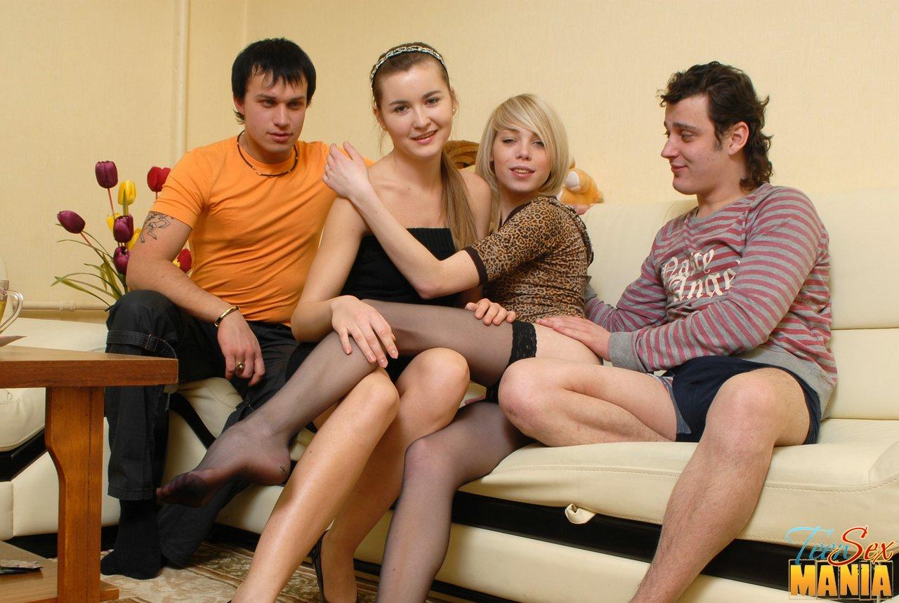 Teenmegaworld teensexmania informal sex meeting - 1 part 5